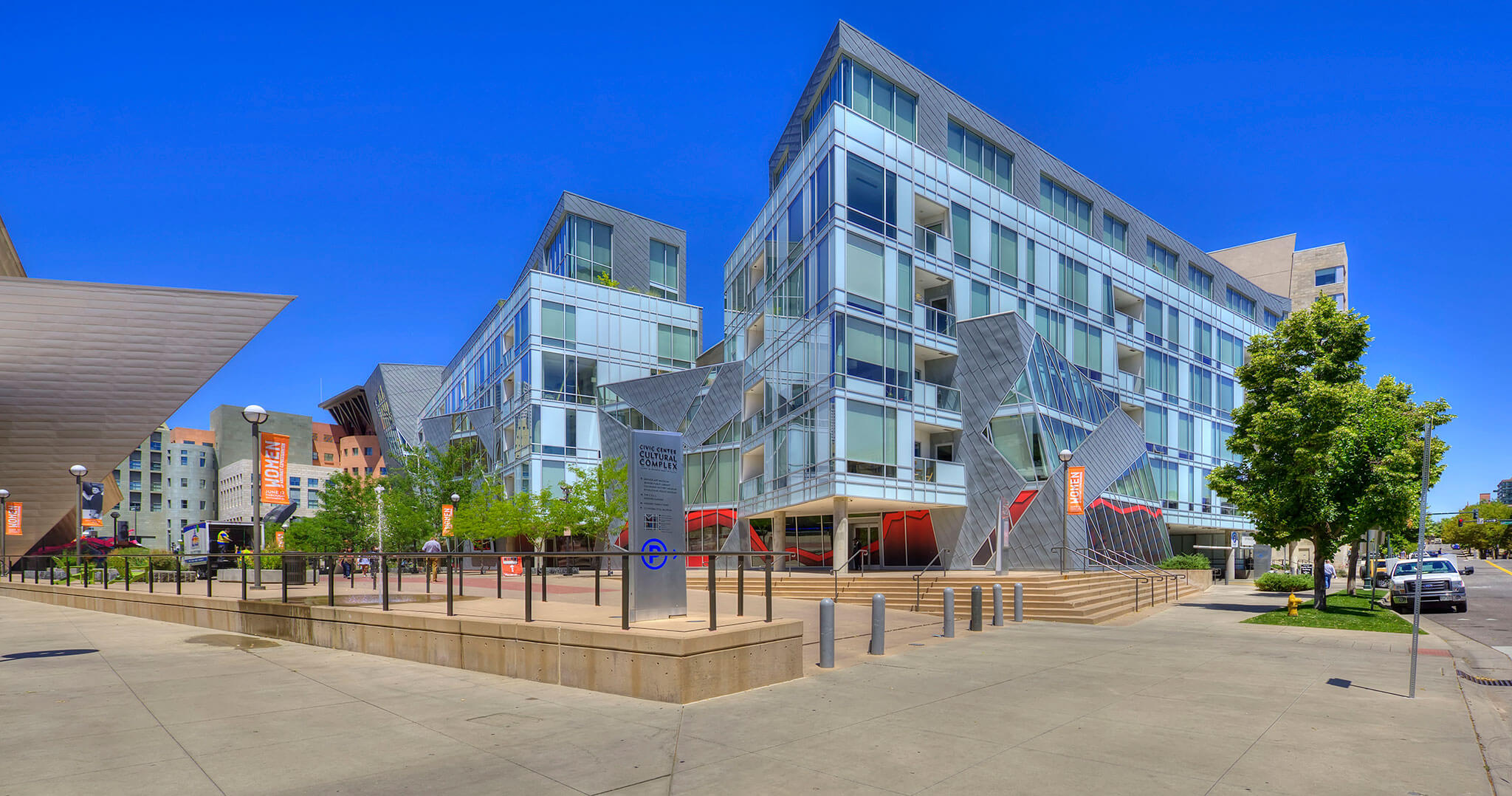 Loft for Sale at the Daniel Libeskind designed Museum Residences
