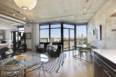 Modern condo for sale